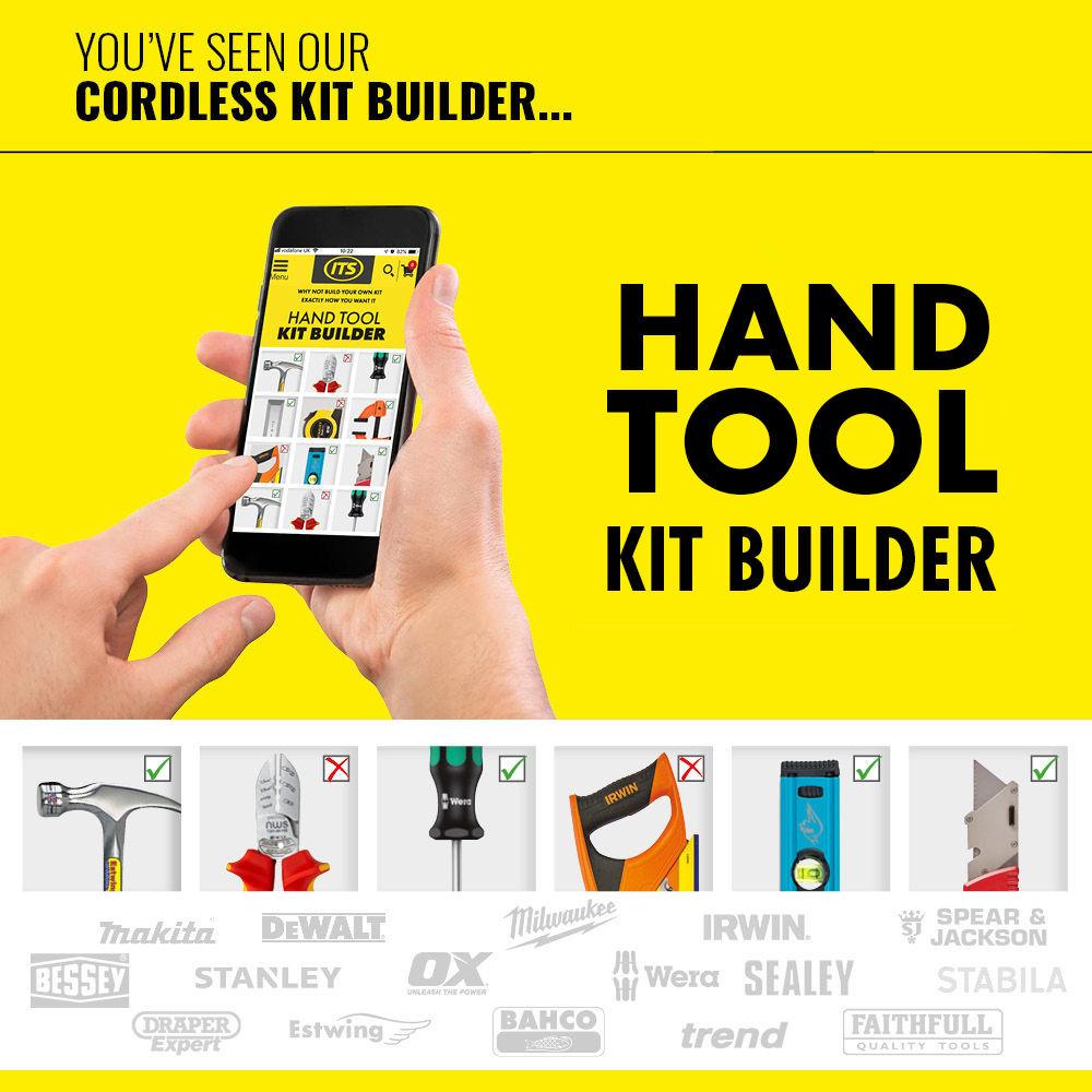 Hand Tools Kit Builder