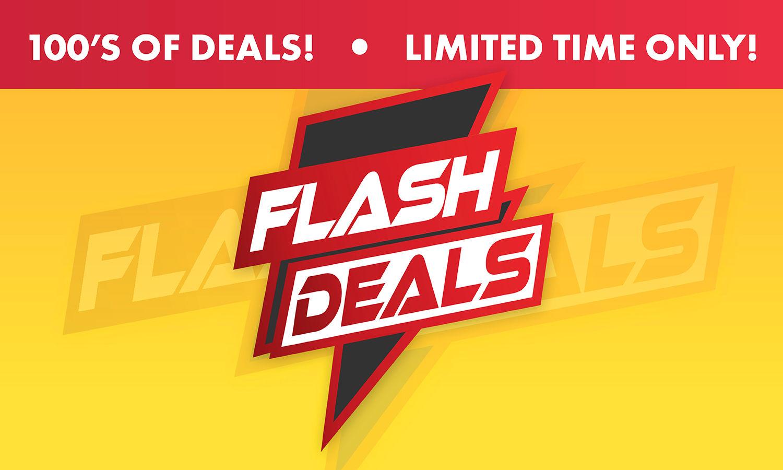 Flash Deals - Mobile